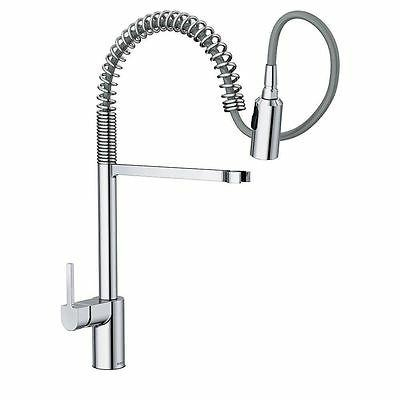 Moen 5923 Chrome Single Faucet