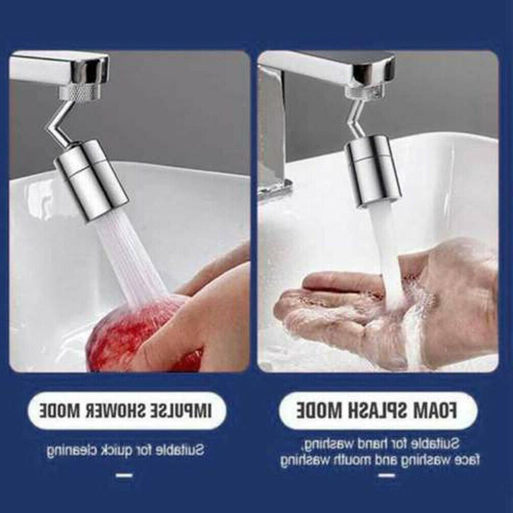 720° Faucet Extender Anti Tap Head