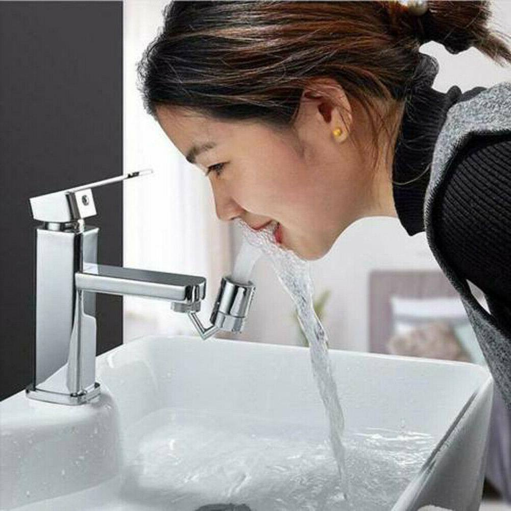 720° Faucet Extender Splash Tap