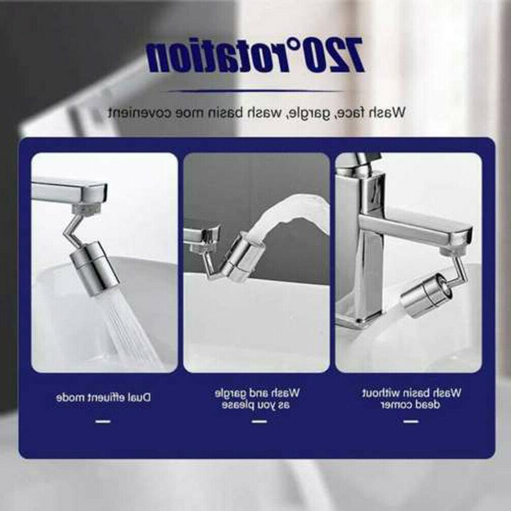 720° Rotatable Extender Kitchen Tap