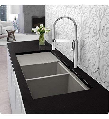 Blanco Culina Semi-Pro Faucet, Chrome