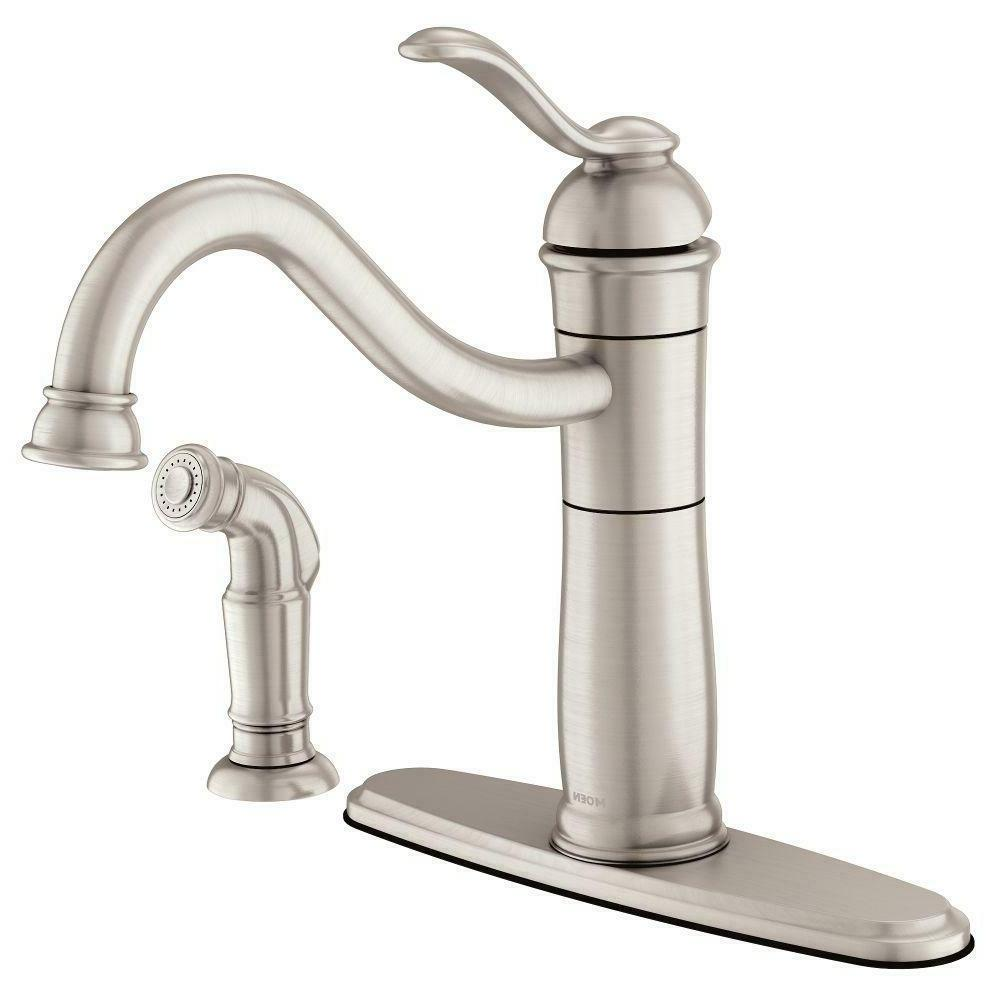 87427 single handle kitchen faucet
