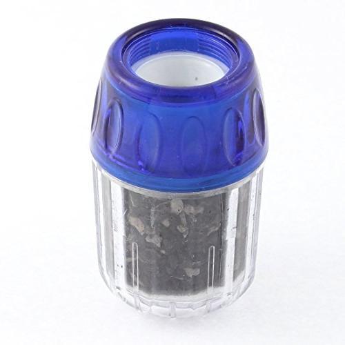 DealMux Water Filter Purifier Blue Clear