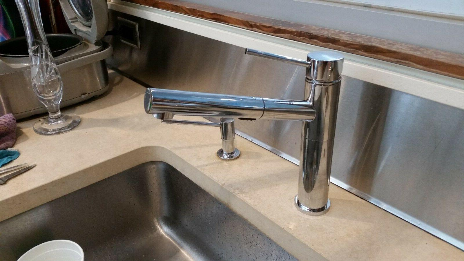 Blanco Dual Kitchen