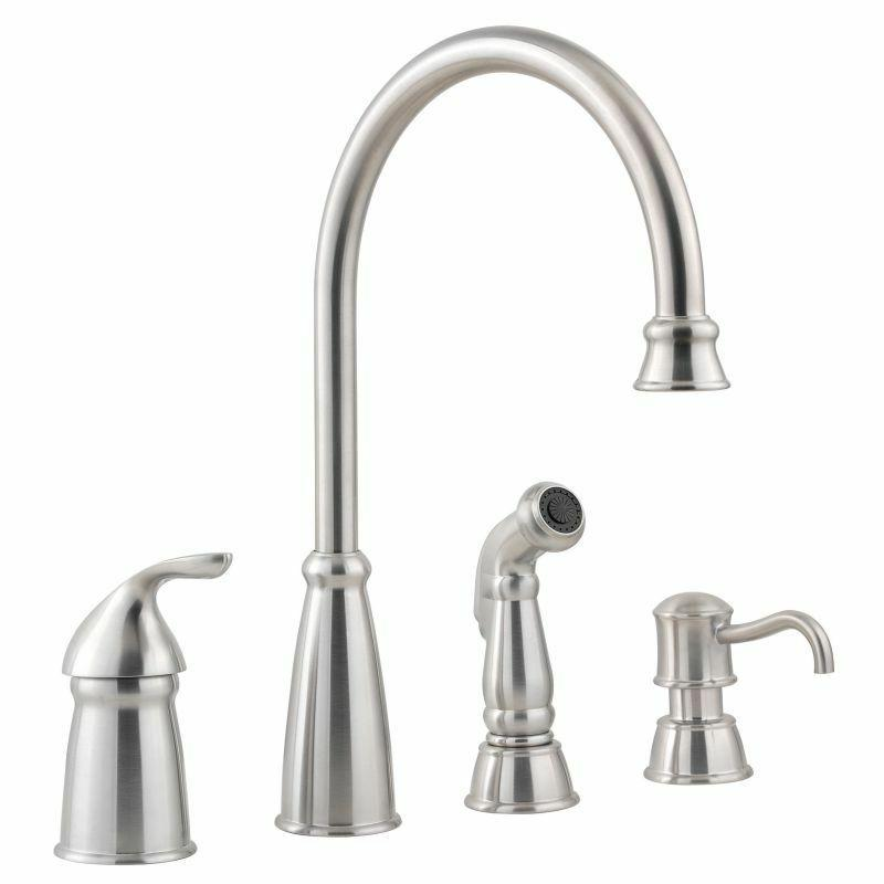 Remarkable Pfister Avalon Kitchen Faucet Installation Instructions Home Interior And Landscaping Oversignezvosmurscom