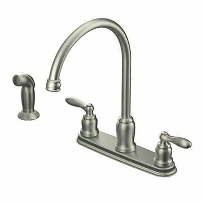 Moen Ca87060srs High Arc Kitchen Faucet