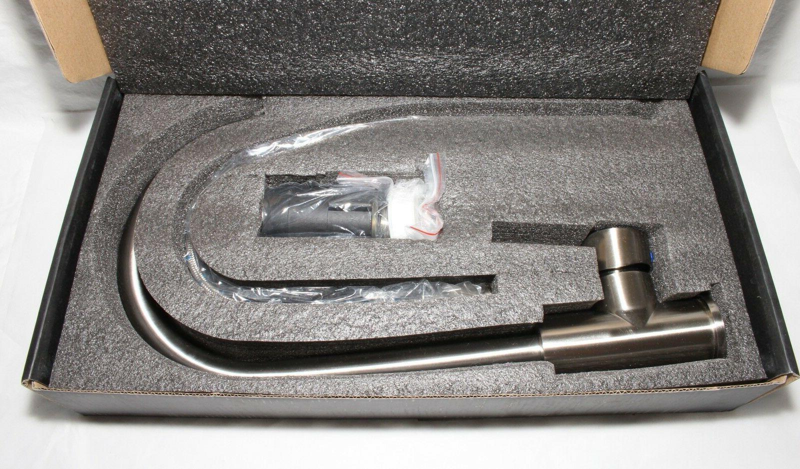 VAPSINT Classic Kitchen Sink Faucet Nickel X00S3BK63