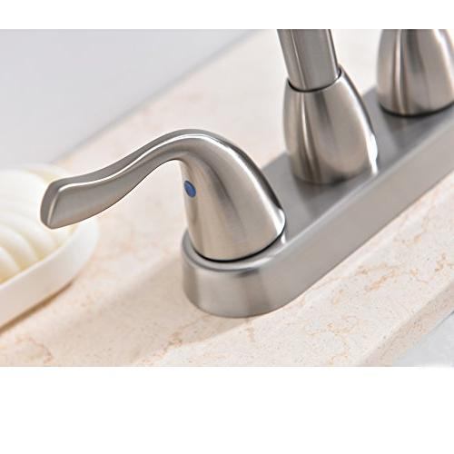 Hotis Commercial Stainless Bathroom Faucets