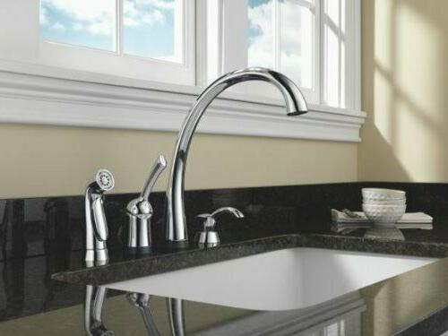 Delta Faucet Soap Dispenser for Sinks Chrome RP5078113 oz