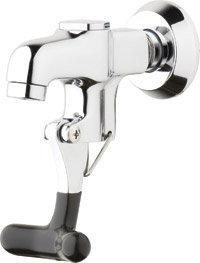 Chicago Faucet 312-ABCP* Glass Filler and Dipper Well Faucet
