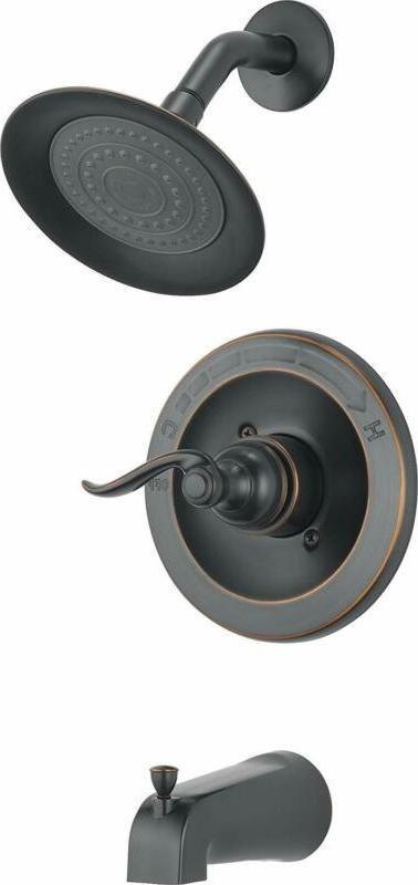 Delta Faucet Bt14496-Ob Windemere Monitor 14 Series Tub  Sho
