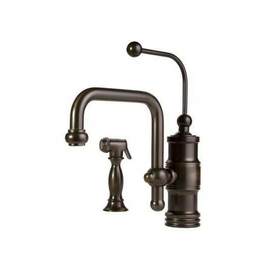 g 4825 ob kitchen faucet w side