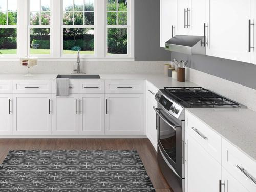 Pfister G529-PF1S Stainless Steel High-arc Kitchen