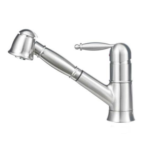 grace ii single handle pull out sprayer