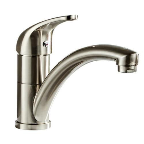 American Standard Single Handle Kitchen Faucet Stainless Ste