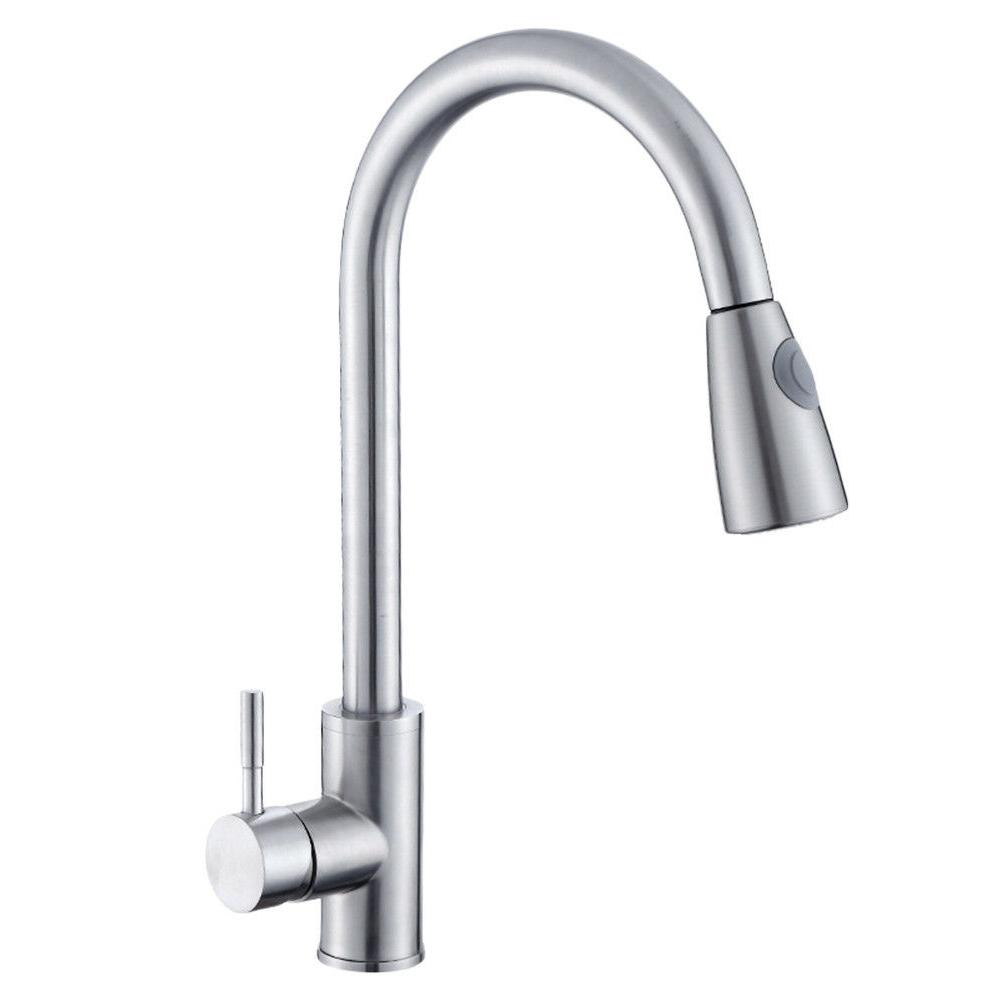 High-Quality Faucet Out Sprayer Swivel Sink Mixer