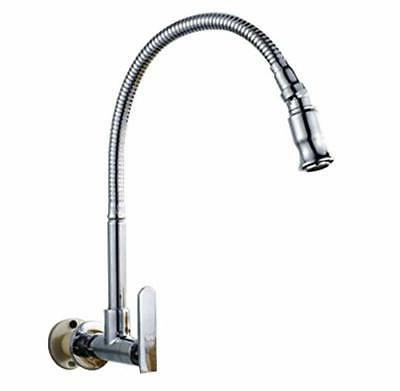 Kitchen Down/Out Single Handle Mounted Faucet