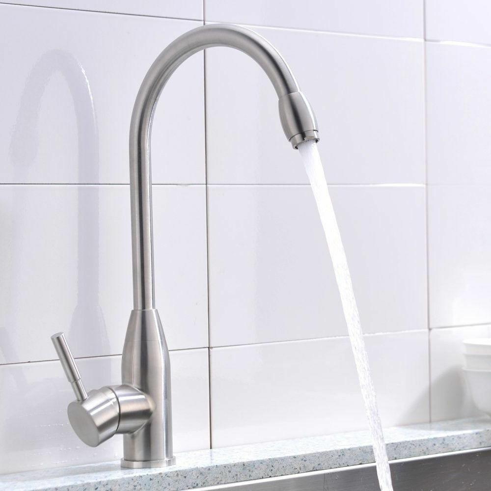Hotis Faucet Single Stainless