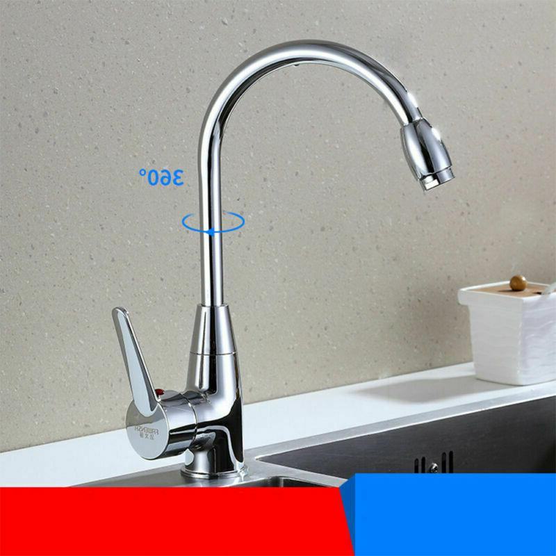 kitchen spring faucet 360 swivel sink bar