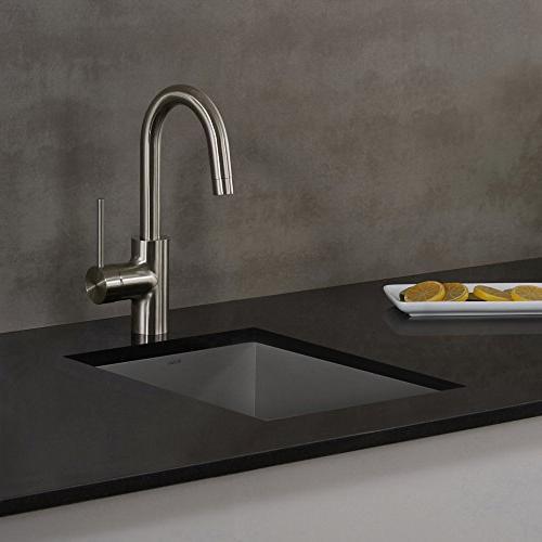 Kraus KPF-2600SS Single Kitchen Bar Faucet,