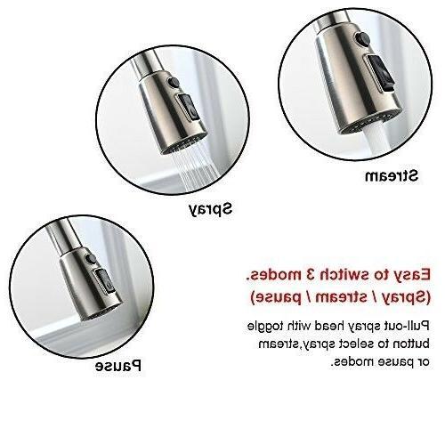VALISY Lead-free Nickel Stainless Handle