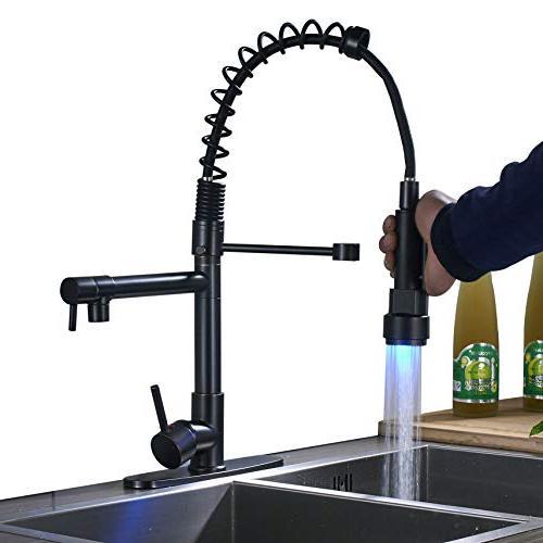 Rozin Light Kitchen Sink Mixer Cover Bronze