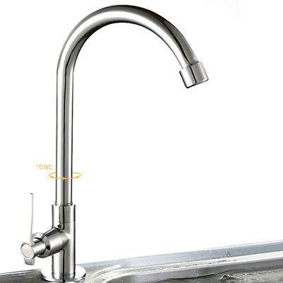 Modern Basin Wash Faucet Tap Kitchen