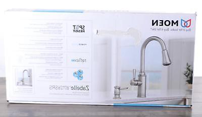 NEW Moen Kitchen Faucet Stainless