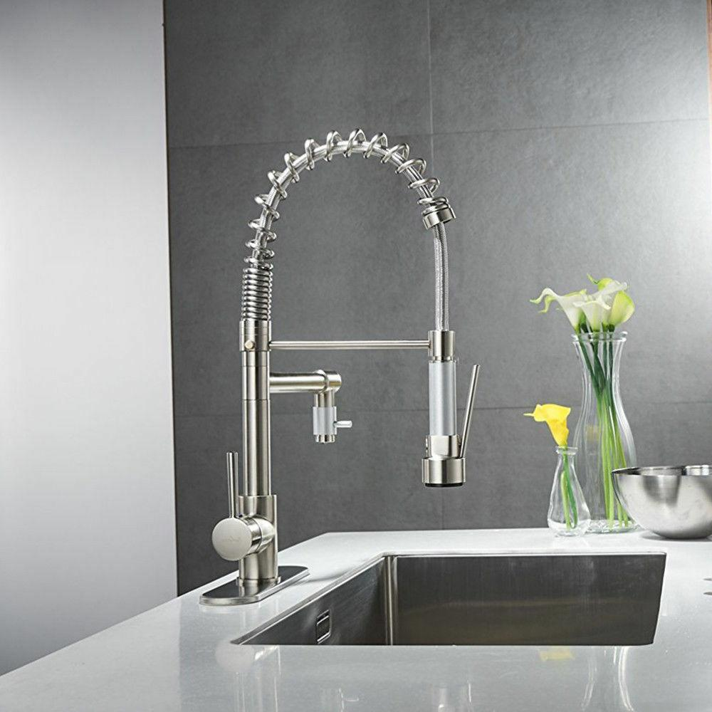 Pull Kitchen Faucet