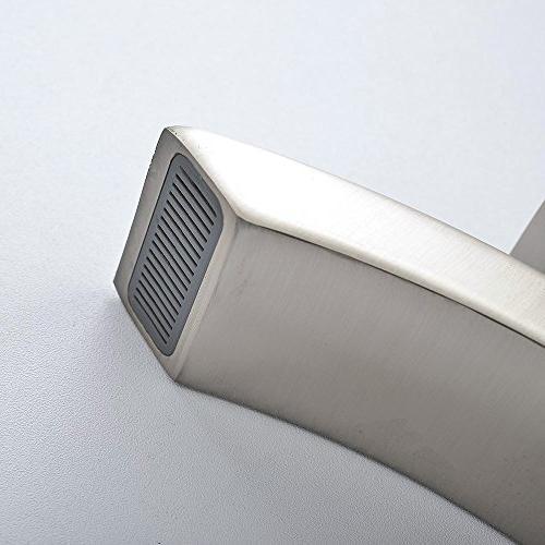 Friho Waterfall Bathroom Faucet Spout, Nickel
