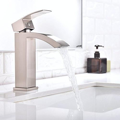 Friho with Extra Spout, Nickel