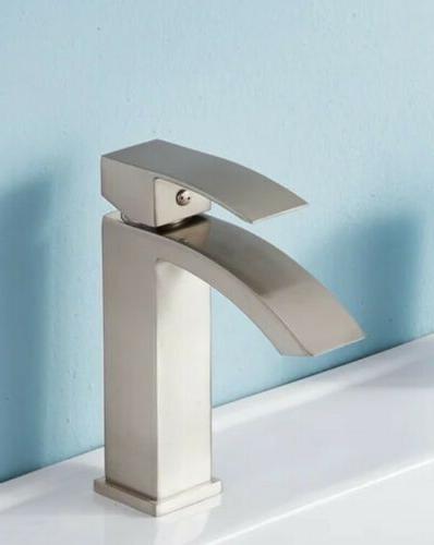 single hole handle bathroom vanity sink faucet