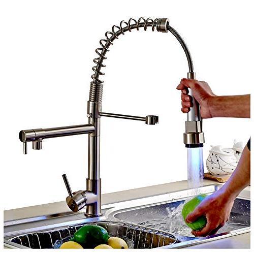single hole spring kitchen sink