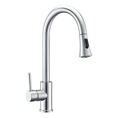 solid brass kitchen sink faucet
