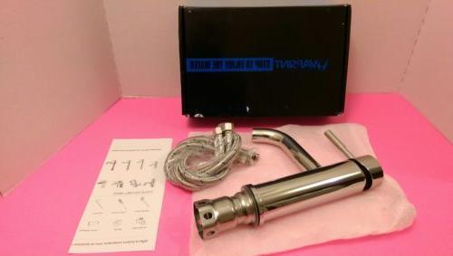 Vapsint Stainless steel single handle vapsint bathroom