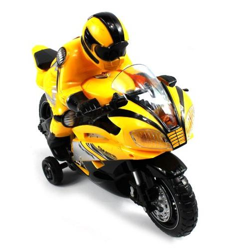 Super Stream RC Motorcycle Up RTR