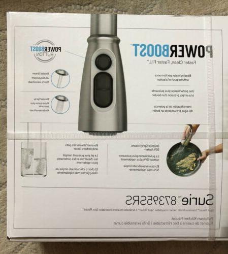 Moen Surie 87395srs Kitchen Faucet