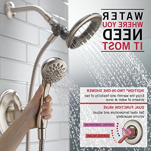 Delta Faucet Series Shower Trim 2-Spray Held Shower Hose, Venetian