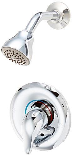 Moen TL182 Single Handle PosiTemp Shower Trim, Chrome