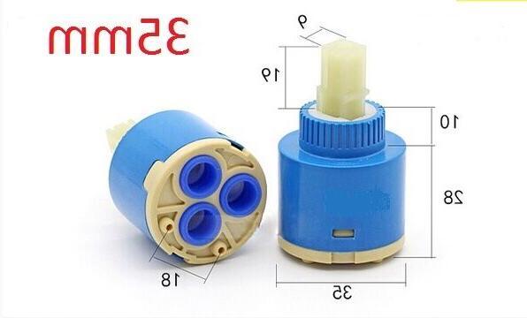 35mm universal faucet ceramic cartridge fits glacier