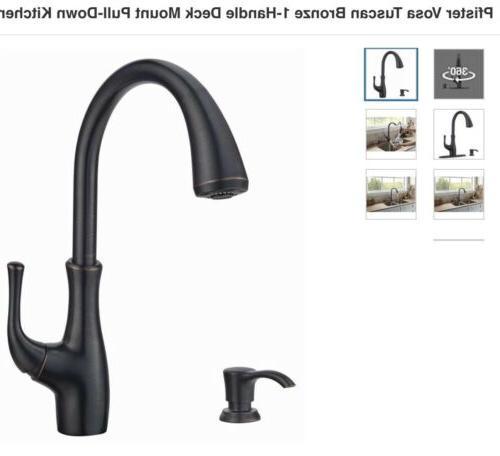 Pfister 1-Handle Faucet Model #