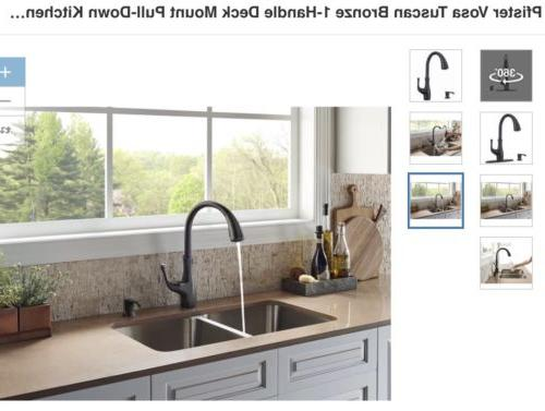 Pfister 1-Handle Pull-Down Kitchen Model F-529-7VVY