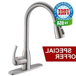 VALISY Lead-free Modern Commercial Brushed Nickel Stainless