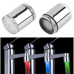 LED <font><b>faucet</b></font> temperature sensor <font><b>k