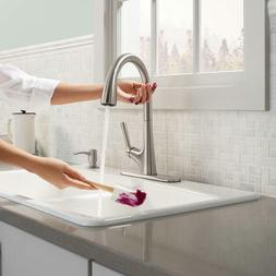 Kohler Malleco Touchless PullDown Kitchen Faucet + Soap Disp