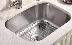 "VAPSINT Modern Commercial 23"" Stainless Single Bowl Undermou"