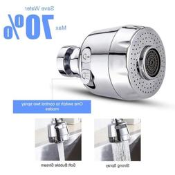 Moveable Kitchen Tap Head Universal 360 Rotatable Faucet Wat