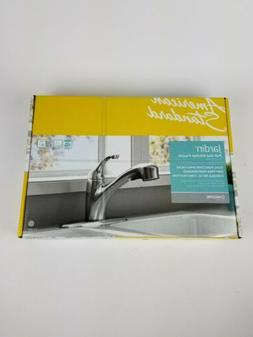 NEW!!  American Standard Kitchen Faucet Jardin Chrome 4184F