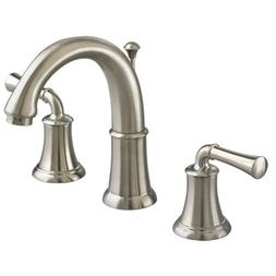 Portsmouth Two Handle Widespread Vessel Faucet with Lever Ha