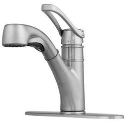 Pfister Prive Single-Handle Pull-Out Sprayer Kitchen Faucet